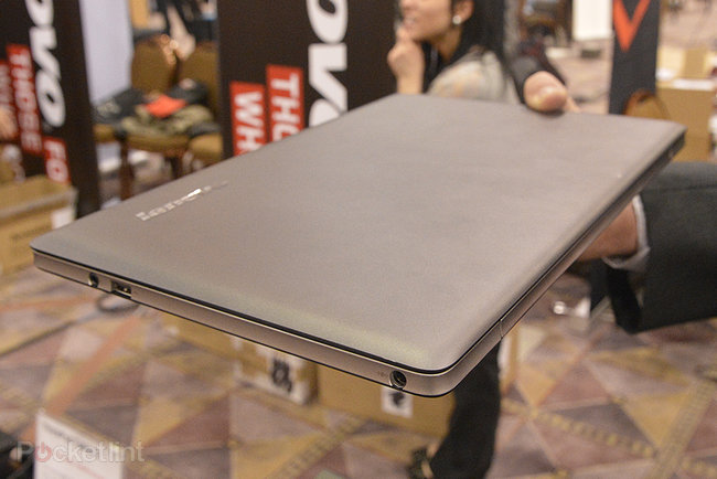 Lenovo IdeaPad Z500 Touch 15-inch laptop pictures and hands-on - photo 2