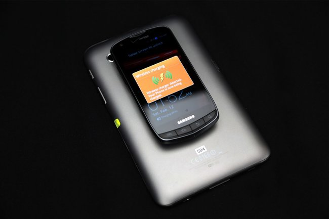 Fulton two-way wireless charging tech lets you steal battery life from your gadgets - photo 1
