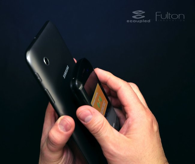 Fulton two-way wireless charging tech lets you steal battery life from your gadgets - photo 4