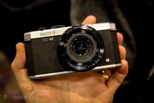 Pentax MX-1 pictures and hands-on - photo 5