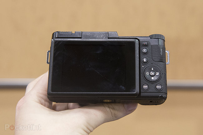 Polaroid Android iM1836 interchangeable lens camera pictures and hands-on - photo 10