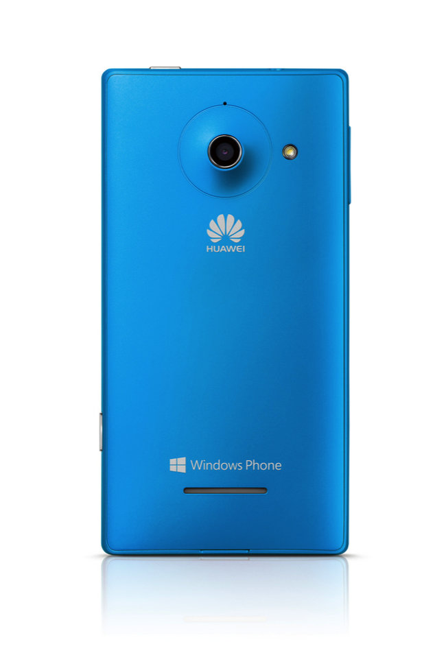 Huawei Ascend W1 Windows Phone launched, coming to O2 UK - photo 4
