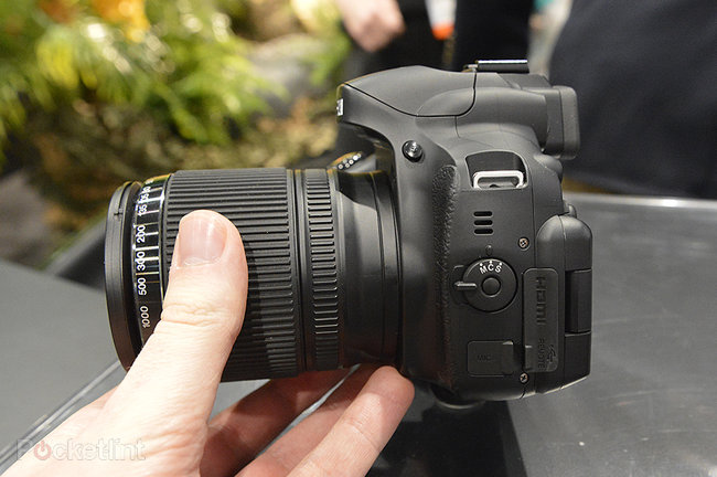 Fujifilm FinePix HS50EXR superzoom camera pictures and hands-on - photo 3
