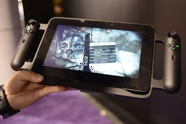 Razer Edge pictures and hands-on - photo 1