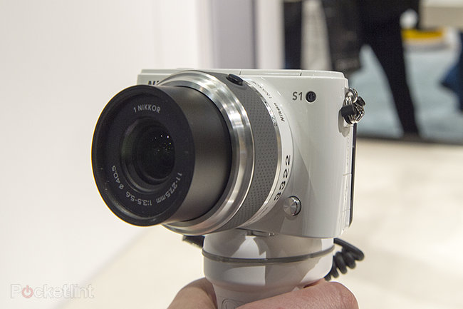 Nikon 1 S1 pictures and hands-on - photo 1
