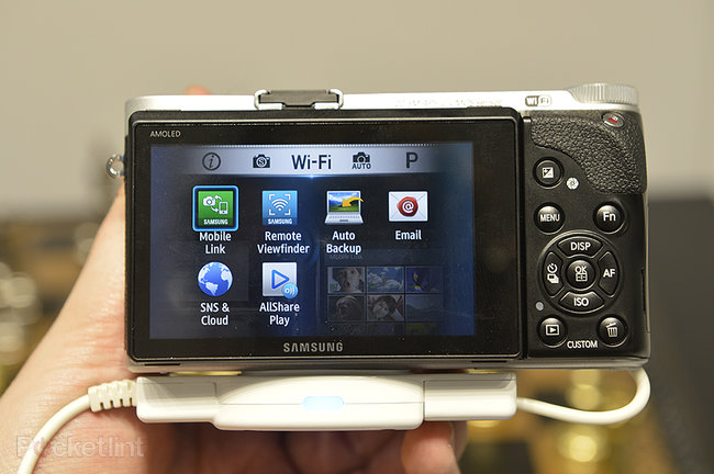 Samsung NX300 pictures and hands-on - photo 2