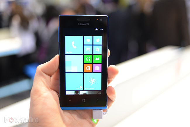 Huawei Ascend W1 pictures and hands-on - photo 10