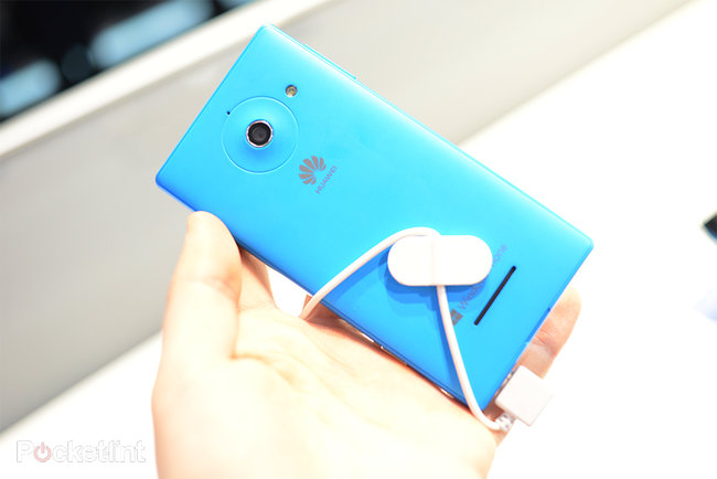 Huawei Ascend W1 pictures and hands-on - photo 8