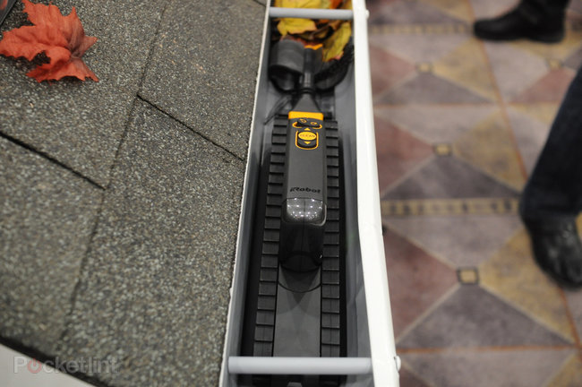 iRobot Looj gutter cleaning robot coming to the UK - photo 3