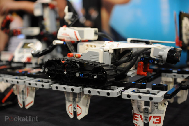 Lego Mindstorms EV3 pictures and hands-on - photo 4