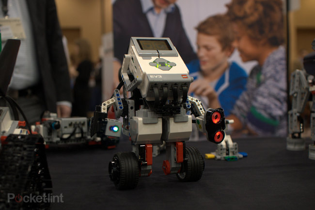 Lego Mindstorms EV3 pictures and hands-on - photo 6