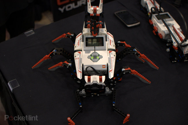 Lego Mindstorms EV3 pictures and hands-on - photo 8
