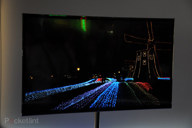 Panasonic 56-inch 4K OLED TV pictures and eyes-on - photo 5