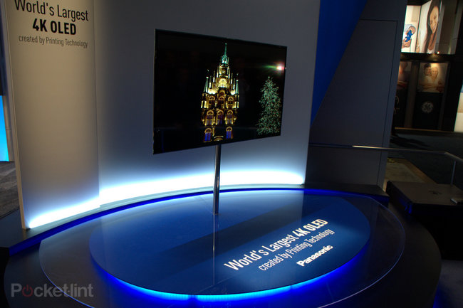 Panasonic 56-inch 4K OLED TV pictures and eyes-on - photo 7