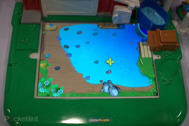 Fisher-Price Little People Apptivity case and Barnyard pictures and hands-on - photo 6