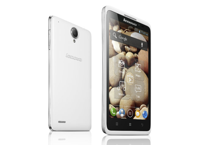 Lenovo launches five new IdeaPhone Android smartphones - photo 1