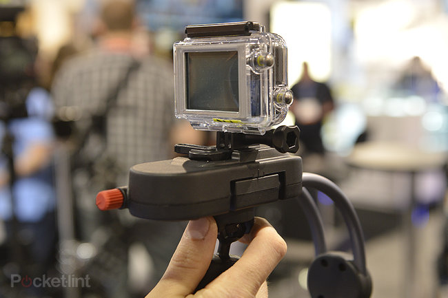 Steadicam Smoothee for GoPro HD Hero pictures and hands on - photo 4