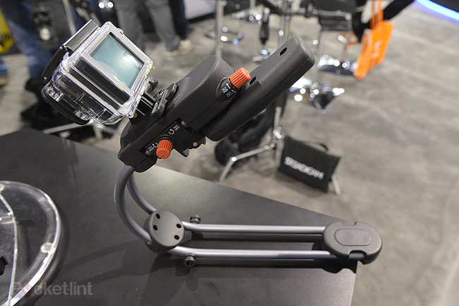 Steadicam Smoothee for GoPro HD Hero pictures and hands on - photo 6