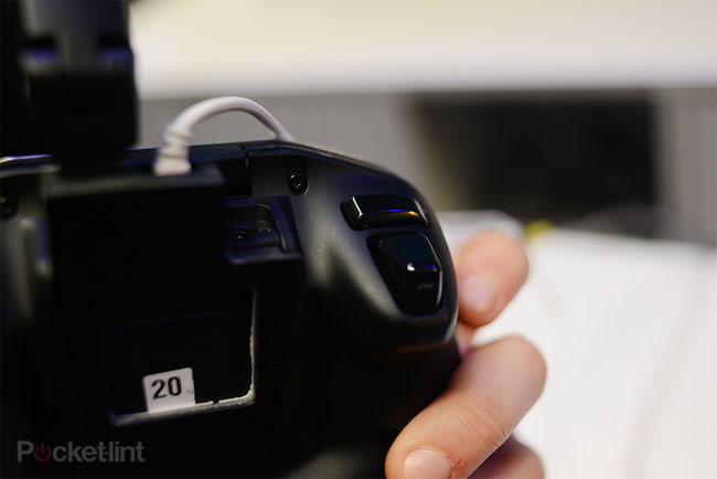 Nvidia Project Shield pictures and hands-on - photo 3