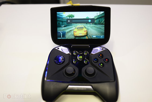 Nvidia Project Shield pictures and hands-on - photo 9