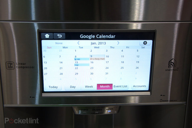 LG smart fridge pictures and hands-on - photo 10