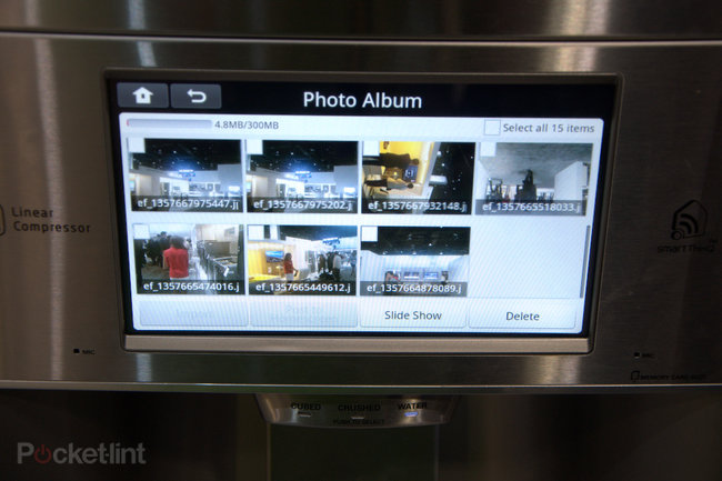 LG smart fridge pictures and hands-on - photo 11
