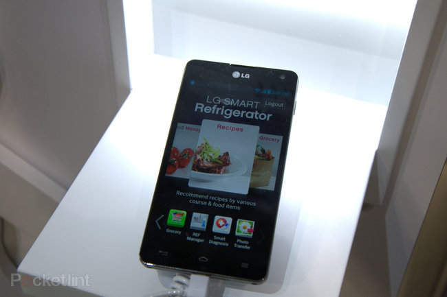 LG smart fridge pictures and hands-on - photo 15