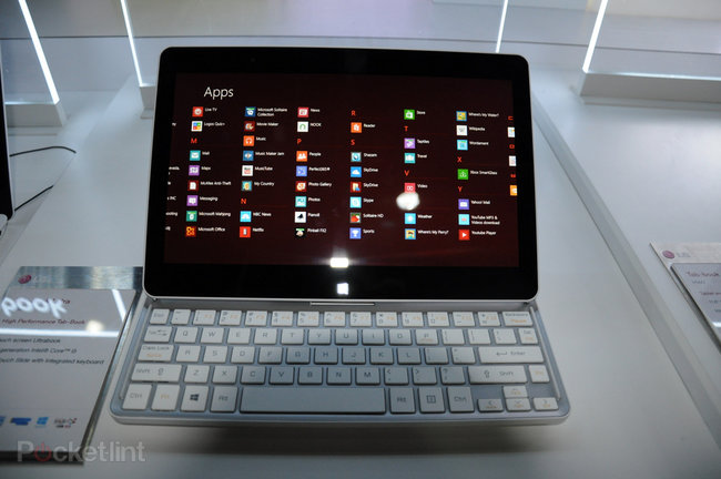 LG ultrabook, slider PC and desktop all-in-one pictures and hands-on - photo 6