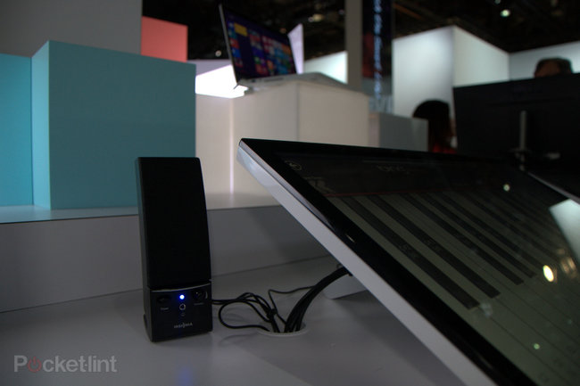 LG Windows 8 touch-enabled monitor pictures and hands-on - photo 9