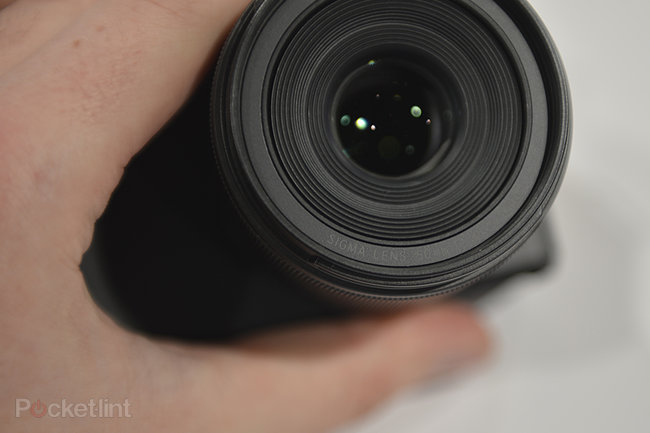 Sigma DP3 Merrill compact camera pictures and hands-on - photo 4