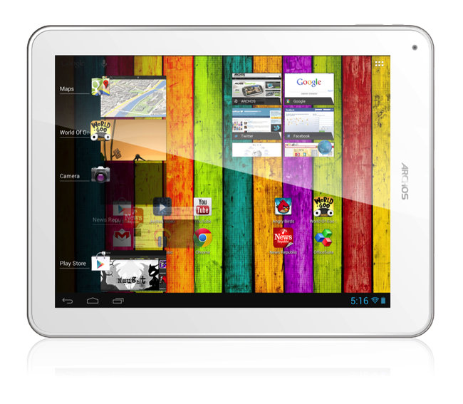 Archos Titanium: Affordable tablets at all sizes - photo 5