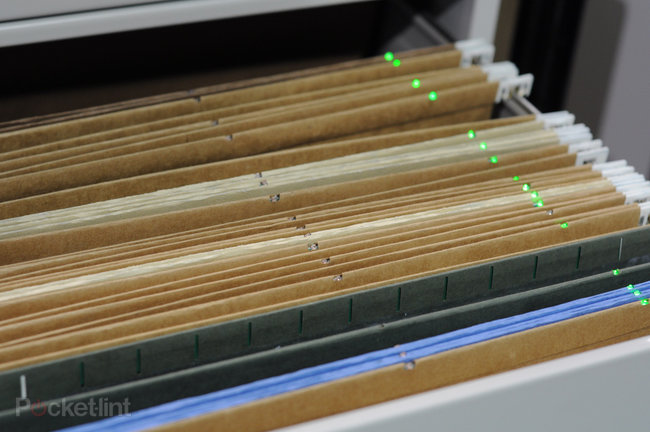 iMD Smart Filing System pictures and hands-on - photo 1