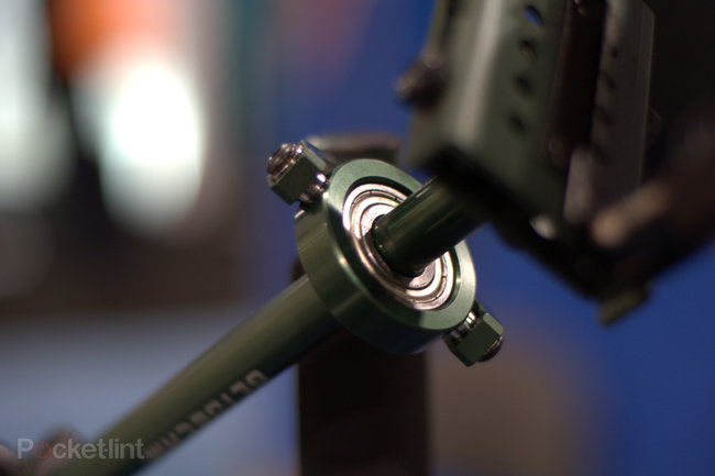 Glidecam XR-500 camera stabiliser pictures and hands-on - photo 13