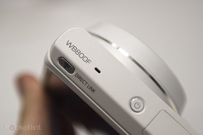 Samsung WB800F pictures and hands-on - photo 2