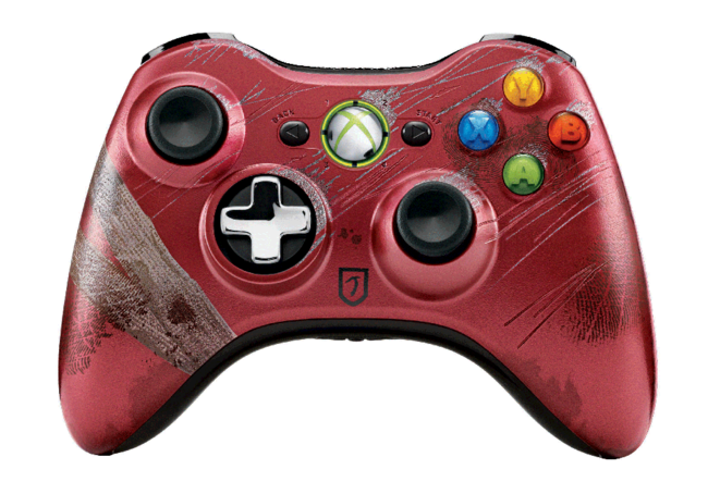 Limited Edition Tomb Raider Xbox 360 controller unveiled - photo 1