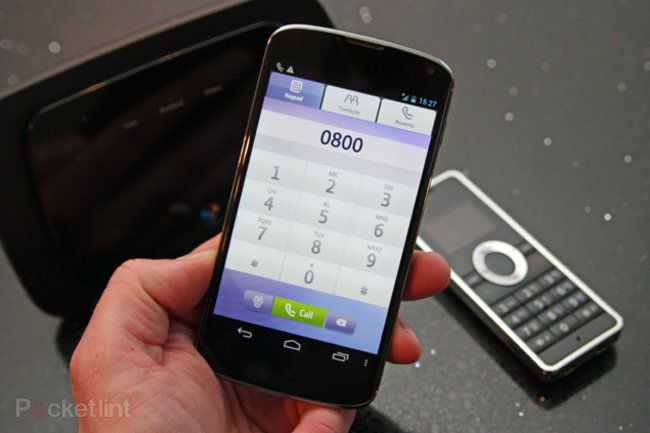 BT SmartTalk lets you make calls from your smartphone on your BT landline account - photo 1