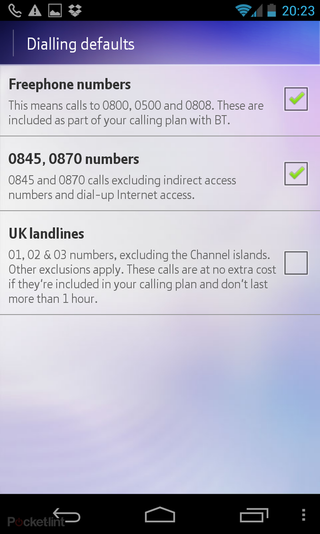 BT SmartTalk lets you make calls from your smartphone on your BT landline account - photo 6