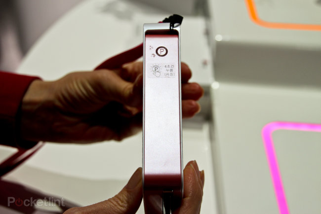 LG Pocket Photo Android NFC printer pictures and hands-on - photo 5