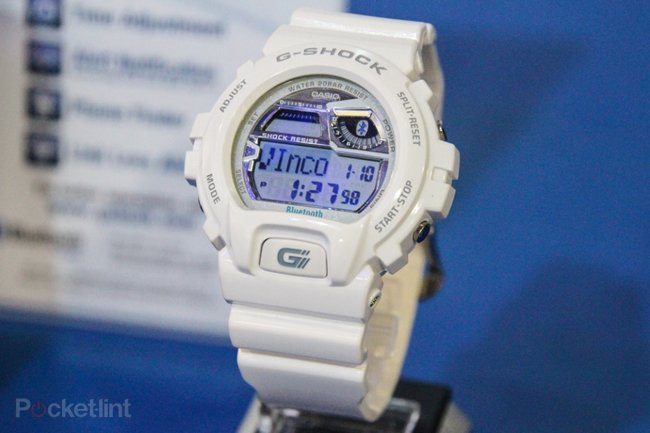 Casio G-Shock GB-6900AA Bluetooth iPhone watch multiple colours pictures and hands-on - photo 1