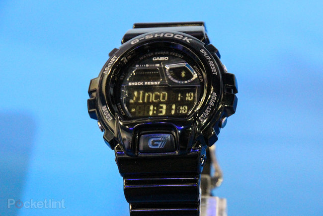 Casio G-Shock GB-6900AA Bluetooth iPhone watch multiple colours pictures and hands-on - photo 12