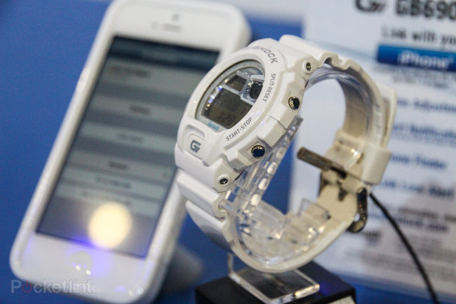 Casio G-Shock GB-6900AA Bluetooth iPhone watch multiple colours pictures and hands-on - photo 2