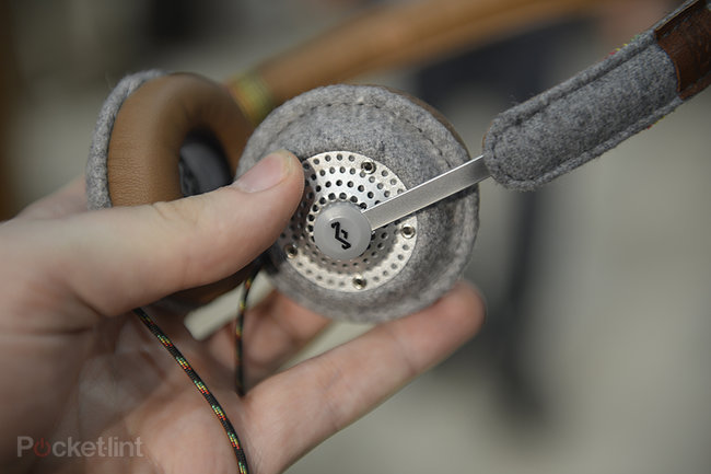 House of Marley Harambe on-ear headphones pictures and hands-on - photo 5
