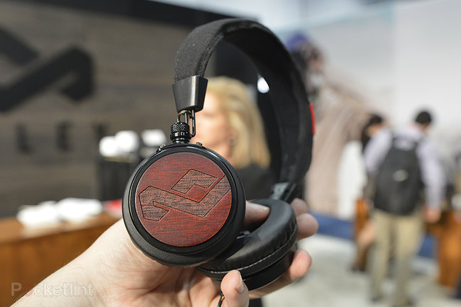 House of Marley Buffalo Soldier on-ear headphones pictures and hands-on - photo 1
