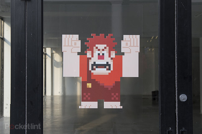 Disney's Wreck It Ralph turns London's Brick Lane into Augmented Reality playground - photo 6
