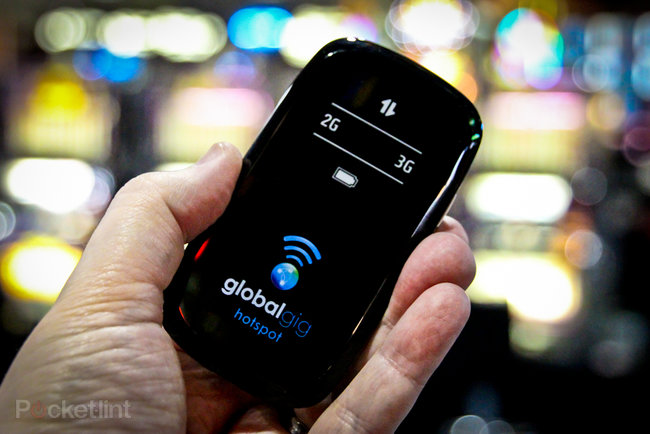 Hands-on: Globalgig mobile data hotspot review - photo 2