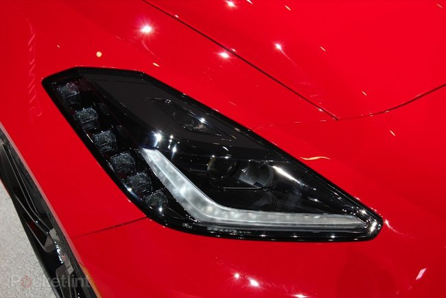 C7 Chevrolet Corvette Stingray pictures and hands-on - photo 16