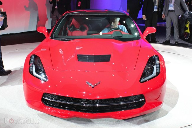 C7 Chevrolet Corvette Stingray pictures and hands-on - photo 3