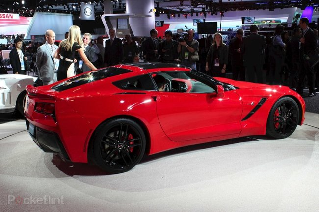 C7 Chevrolet Corvette Stingray pictures and hands-on - photo 4