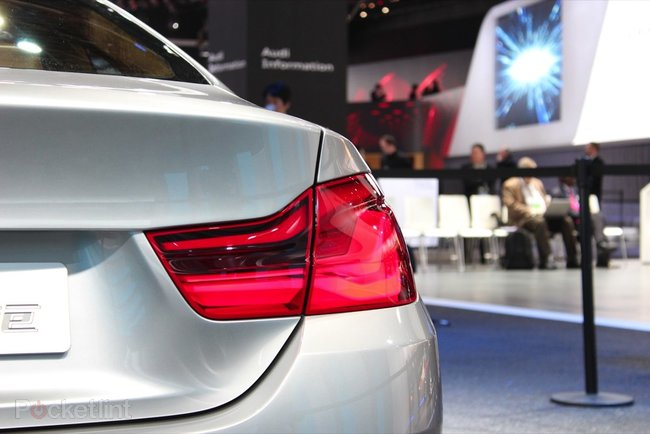 BMW 4-Series Coupe Concept pictures and hands-on - photo 7