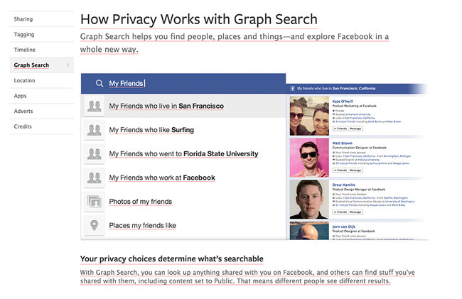 What is Facebook Graph Search? - photo 2